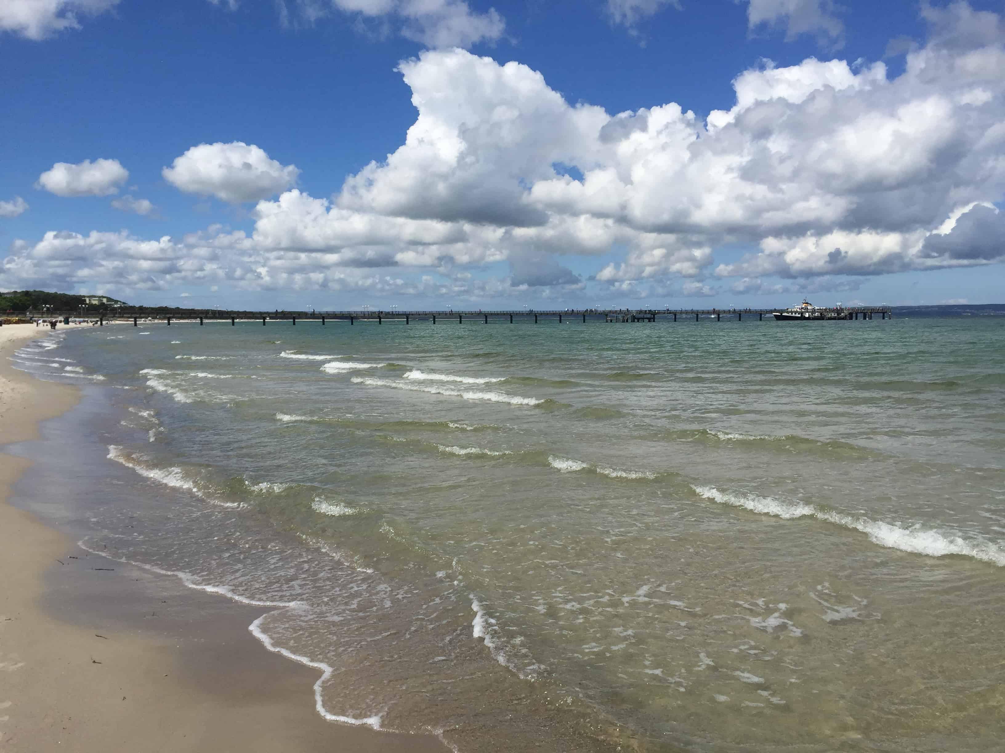 Ostsee vor der Tür