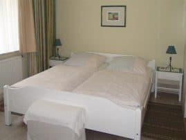 Villa Sirene Ferienwohnung: Doppelbett-Schlafzimmer