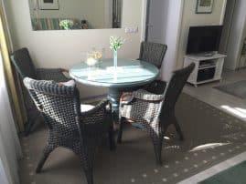 Villa Sirene Ferienwohnung: Esszimmer