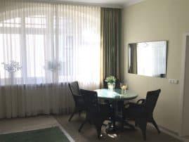 Villa Sirene Ferienwohnung: Essbereich