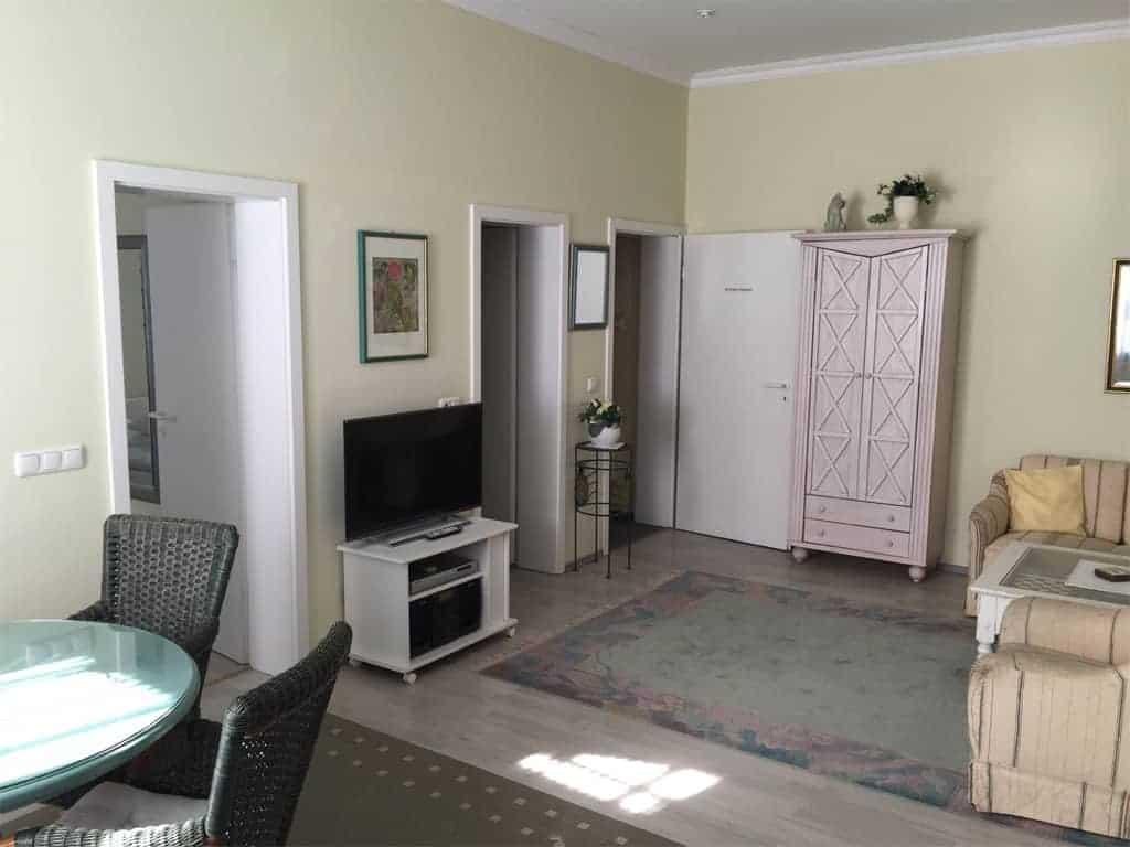 Villa Sirene Ferienwohnung: Wohnzimmer