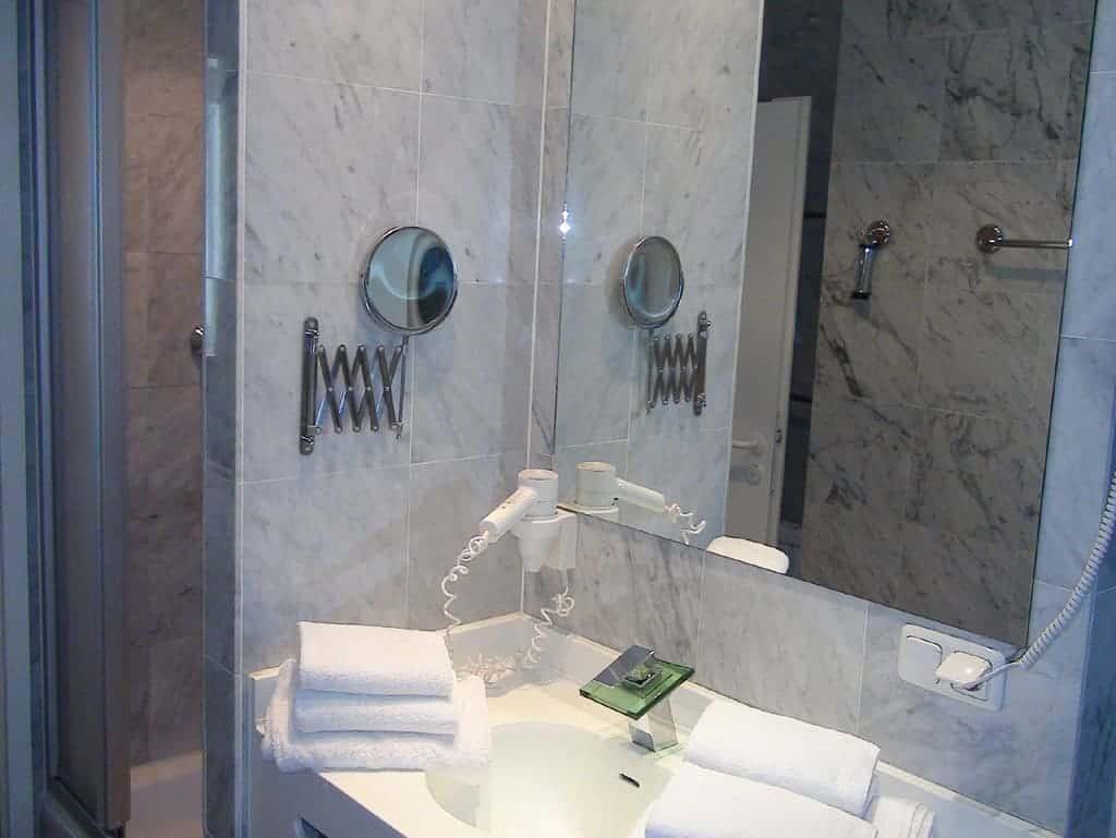 Villa Sirene Ferienwohnung: Badezimmer