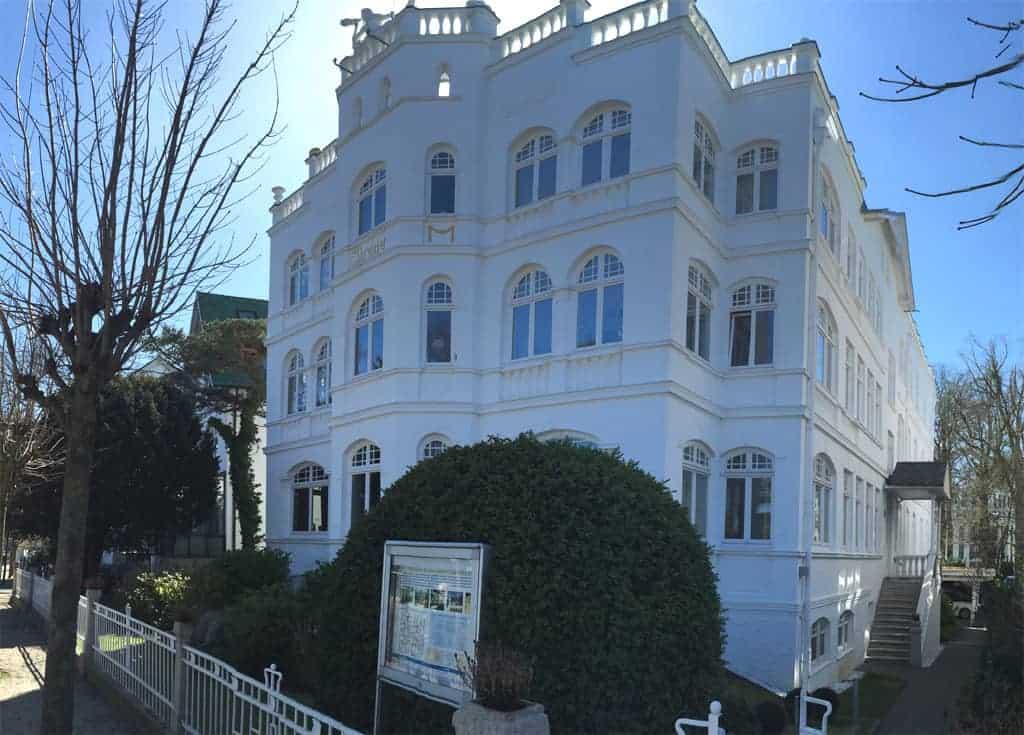 Villa Sirene Binz: Ferienwohnung Binz