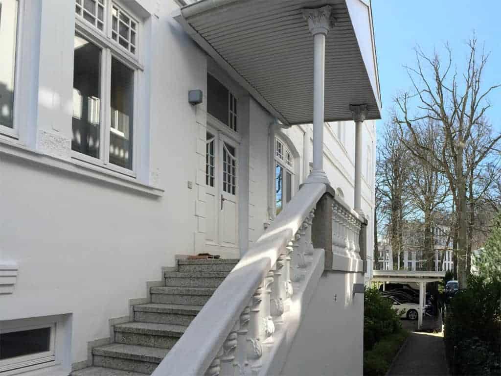 Villa Sirene - Außenanlage