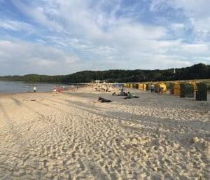 Strand in Binz